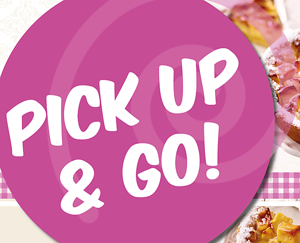 Pick Up & Go afhaalpunt